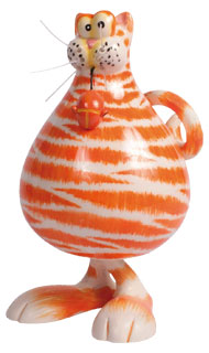 Ferdi Cat orange medium, 17,0cm