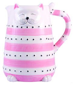 Hanna Cat as milk jug, 18,0cm